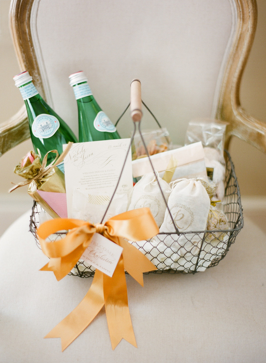 Welcome Boxes For Your Guests
