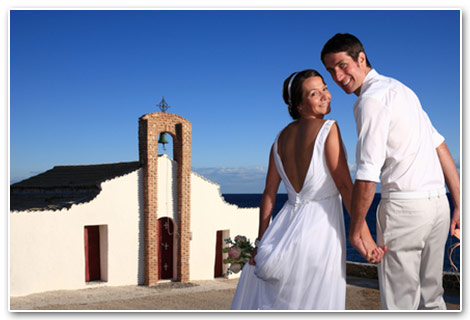 Weddings in Peloponnese Greece
