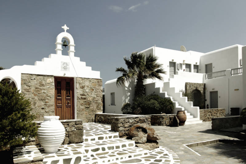 church mykonos
