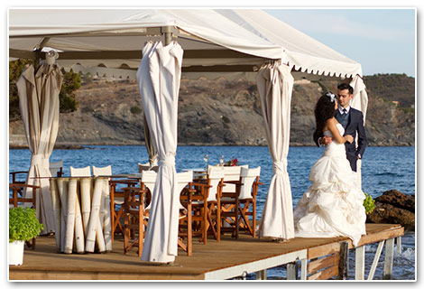 Weddings in Athens Greece