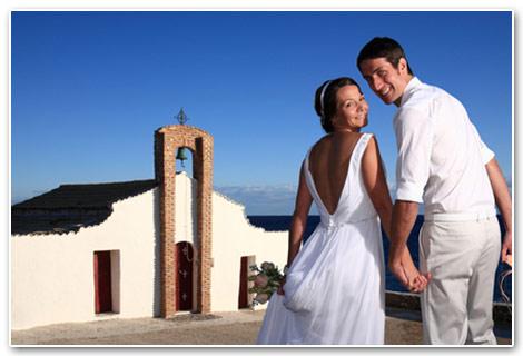 Weddings in Peloponnese Greece