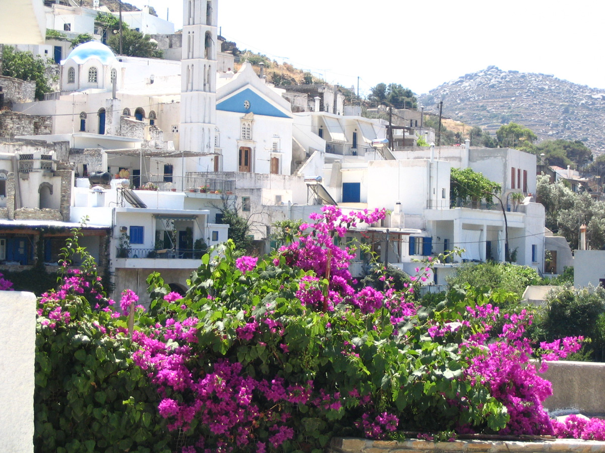 The-village-of-Agapi-on-the-island-of-Tinos