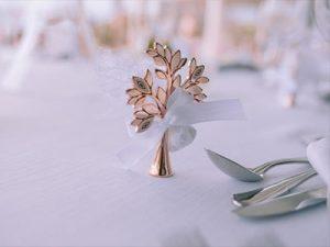 Small Wedding Reception details